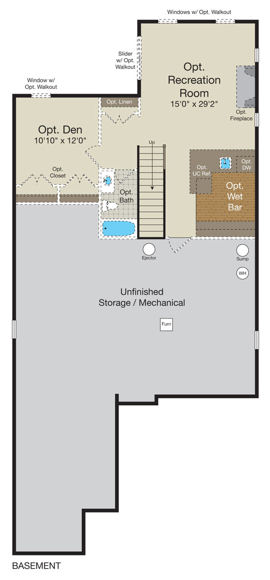 CG_Grace Floor Plan_Basement