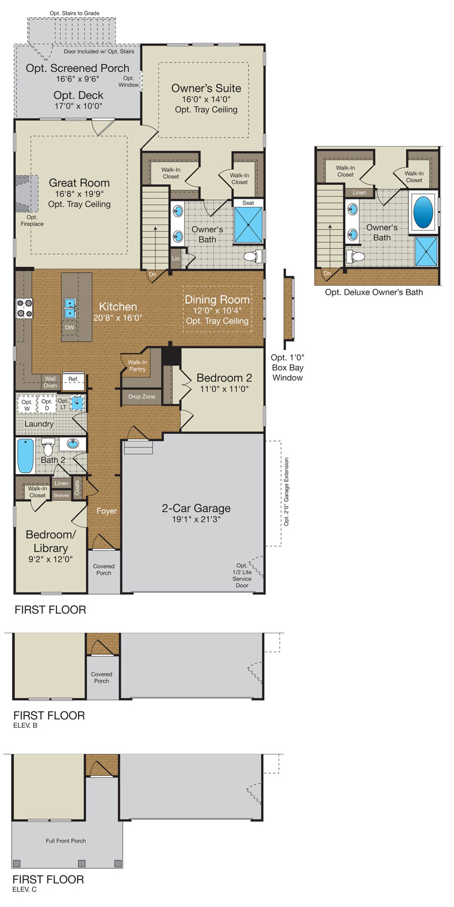 CG_Grace Floor Plan_First Floor