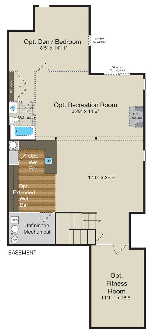 CG_Vivien Floor Plan_Basement