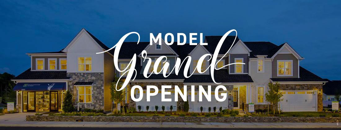 Winchester Homes Model Grand Opening for All Ages in Two Rivers