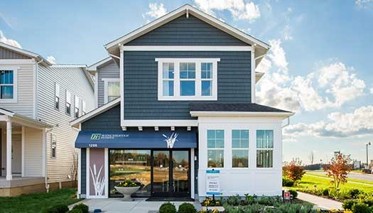 Rowland Home Model at Two Rivers in Odenton