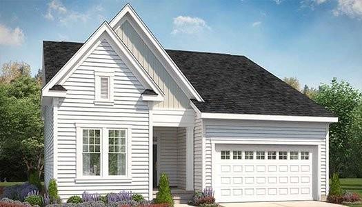 Van Gough - Brookfield Homes